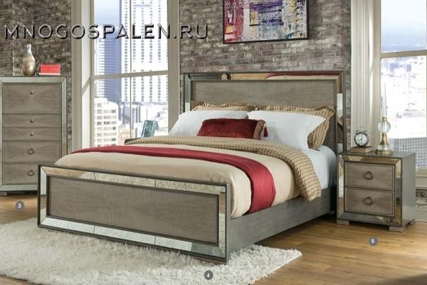 Спальня TENAX купить в салоне-студии мебели Барселона mnogospalen.ru много спален мебель Италии классические современные