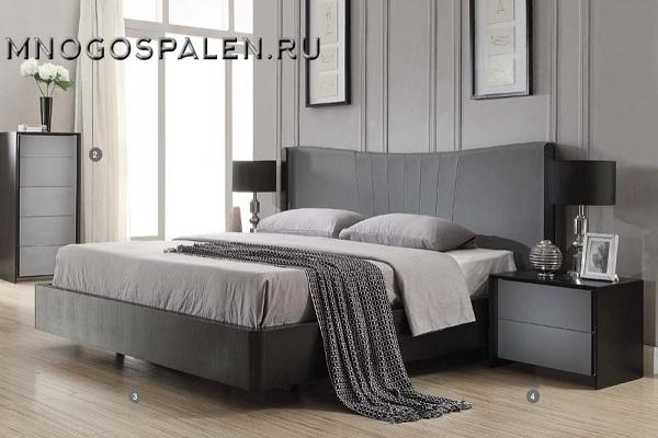 Спальня SOLANA купить в салоне-студии мебели Барселона mnogospalen.ru много спален мебель Италии классические современные