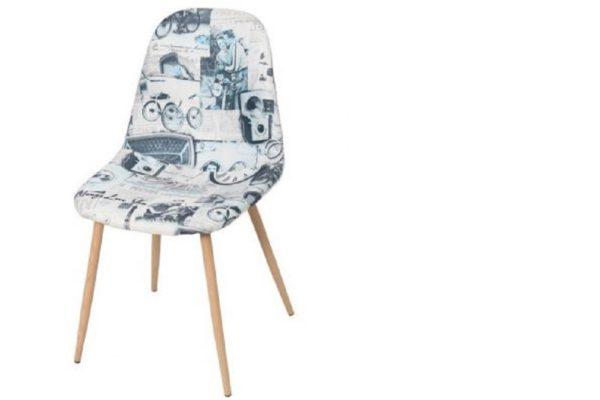 Стул DC409-1 купить в салоне-студии мебели Барселона mnogospalen.ru много спален мебель Италии классические современные