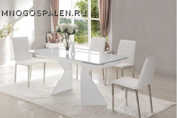 Стол CT992 купить в салоне-студии мебели Барселона mnogospalen.ru много спален мебель Италии классические современные