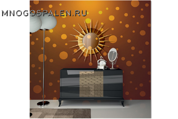 Зеркало Eternal flame купить в салоне-студии мебели Барселона mnogospalen.ru много спален мебель Италии классические современные