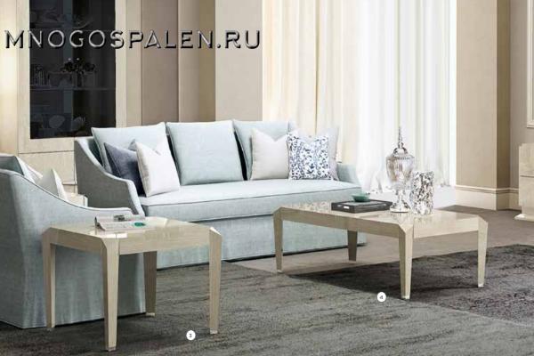Журнальный стол JESSIE купить в салоне-студии мебели Барселона mnogospalen.ru много спален мебель Италии классические современные
