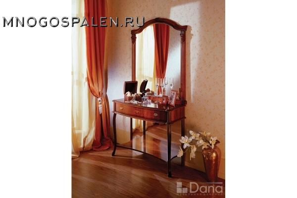 Консоль №563 Пекан купить в салоне-студии мебели Барселона mnogospalen.ru много спален мебель Италии классические современные
