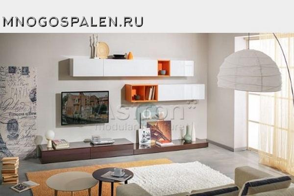 Гостиная Sibox B009 Astron купить в салоне-студии мебели Барселона mnogospalen.ru много спален мебель Италии классические современные