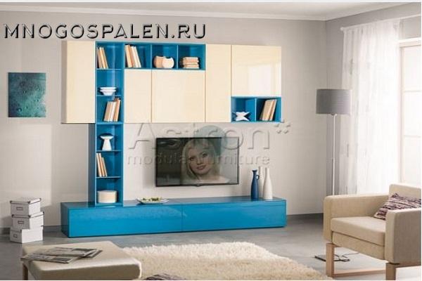 Гостиная Sibox B007 Astron купить в салоне-студии мебели Барселона mnogospalen.ru много спален мебель Италии классические современные