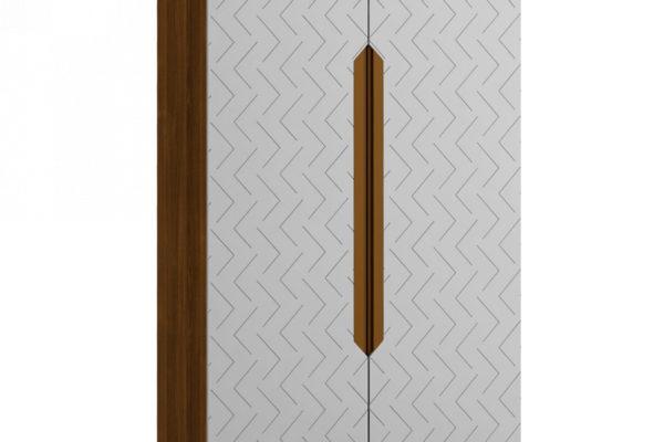 Шкаф 2-х створчатый Сканди Грей купить в салоне-студии мебели Барселона mnogospalen.ru много спален мебель Италии классические современные