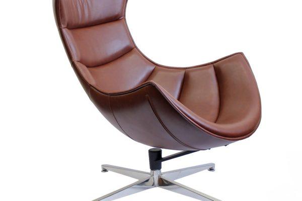 Кресло LOBSTER CHAIR коричневый/матовый купить в салоне-студии мебели Барселона mnogospalen.ru много спален мебель Италии классические современные