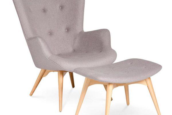 Кресло «CONTOUR», бежевый купить в салоне-студии мебели Барселона mnogospalen.ru много спален мебель Италии классические современные