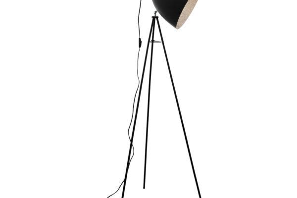 39499 Торшер MAREPERLA, 1х60W(E27), ?600, H1495, сталь, черный, кристаллоптика купить в салоне-студии мебели Барселона mnogospalen.ru много спален мебель Италии классические современные