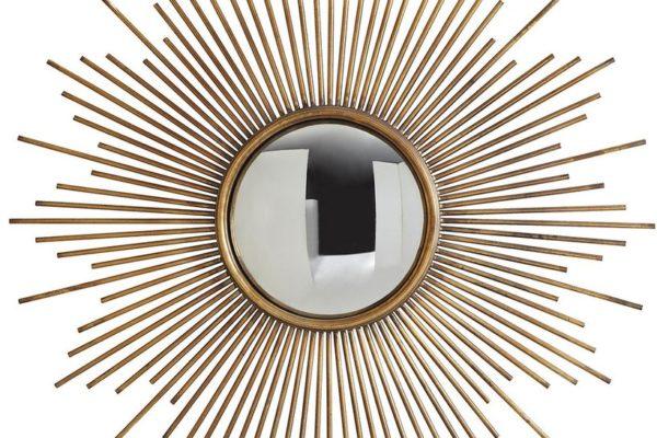 """Зеркало в раме """"Брук"""" Золото LouvreHome купить в салоне-студии мебели Барселона mnogospalen.ru много спален мебель Италии классические современные"""